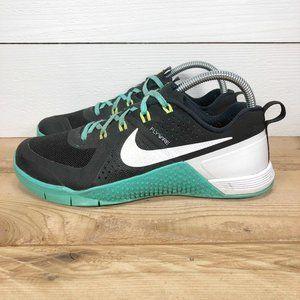 Women's Nike Metcon training shoes - size 8